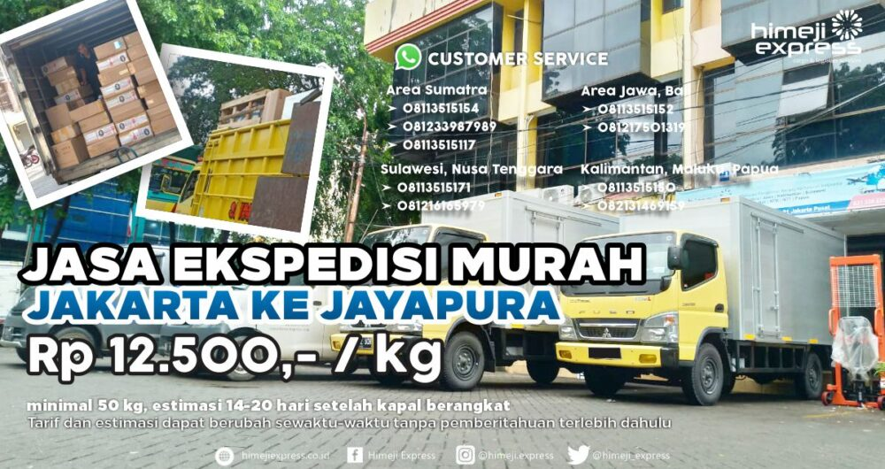 Jasa Ekspedisi Jakarta ke Kupang